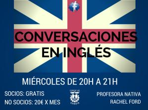 conversaciones en ingles para socios de fomento