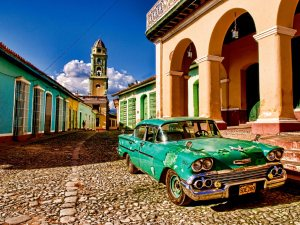 habaneras cubanas en Fomento